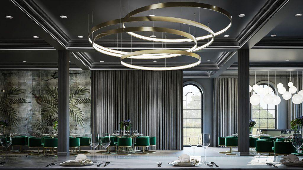 design interior salon de evenimente - Daliana Raducan
